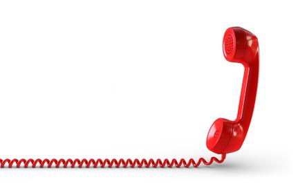 Kostenlose Hotline