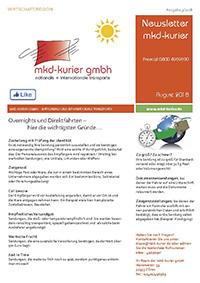Download Newsletter August 2018